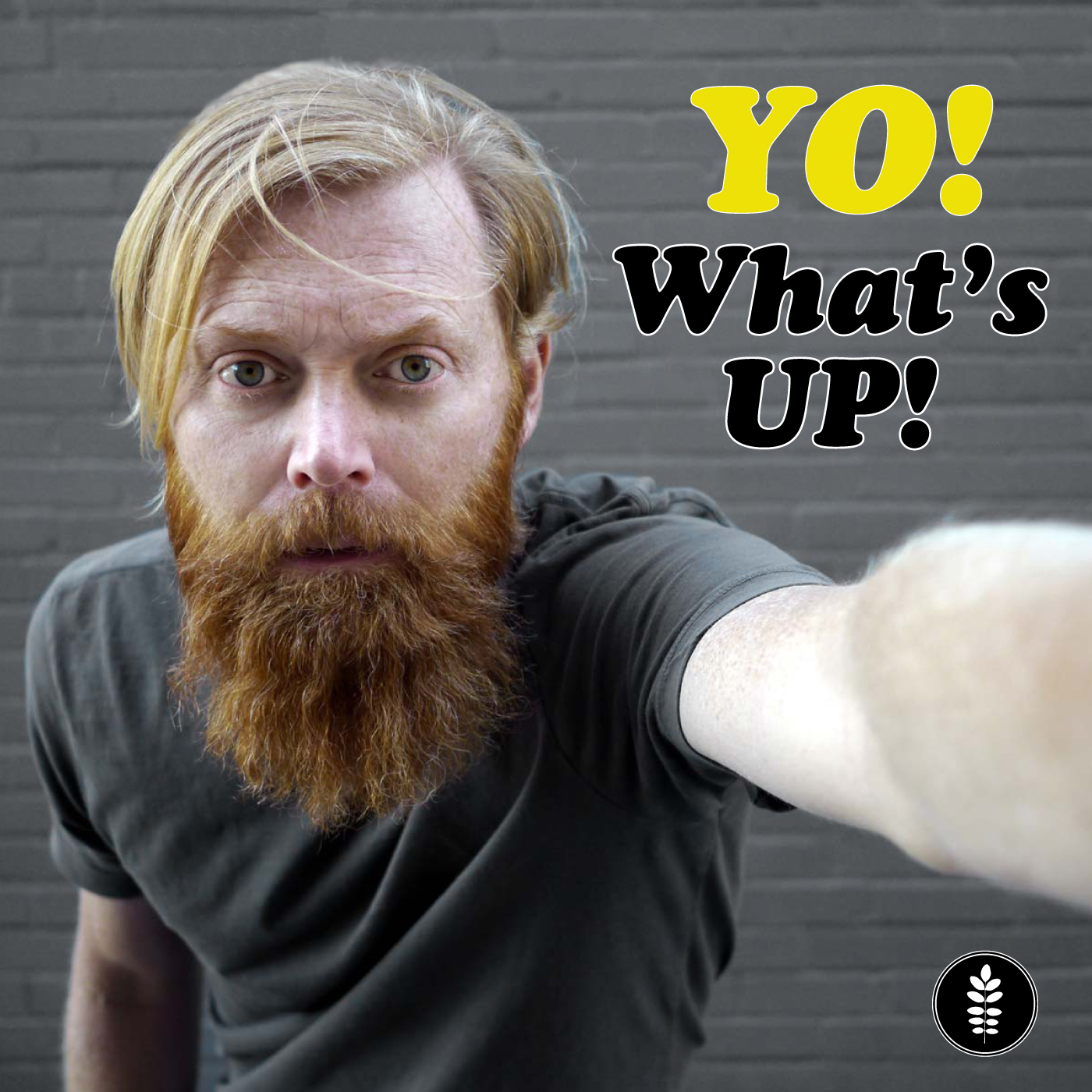 Yo! What's Up! Podcast Cover