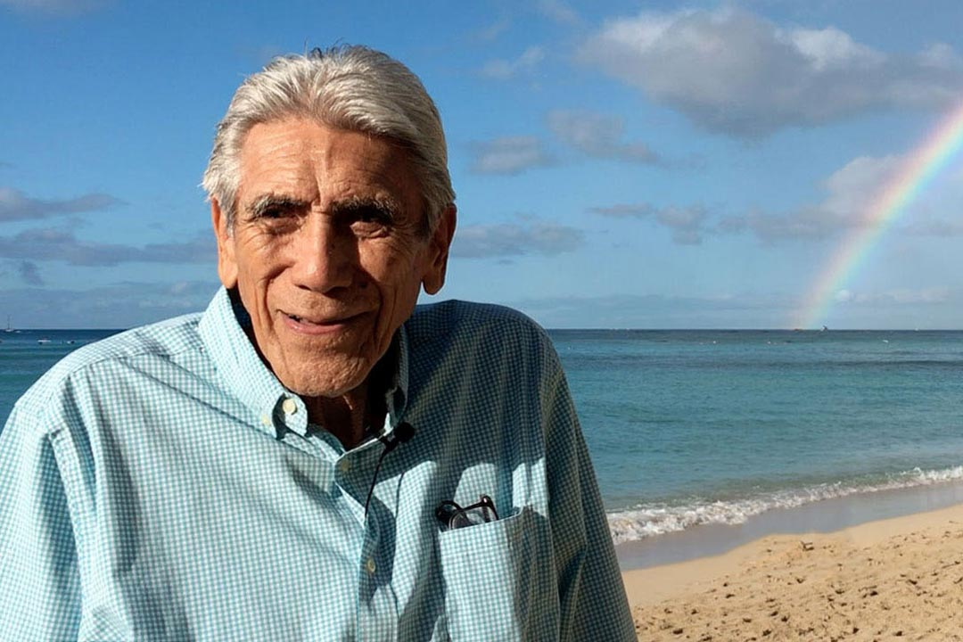 Barry Napoleon at Waikiki December 28, 2016
